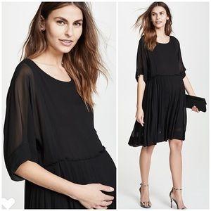 Hatch maternity chiffon dress